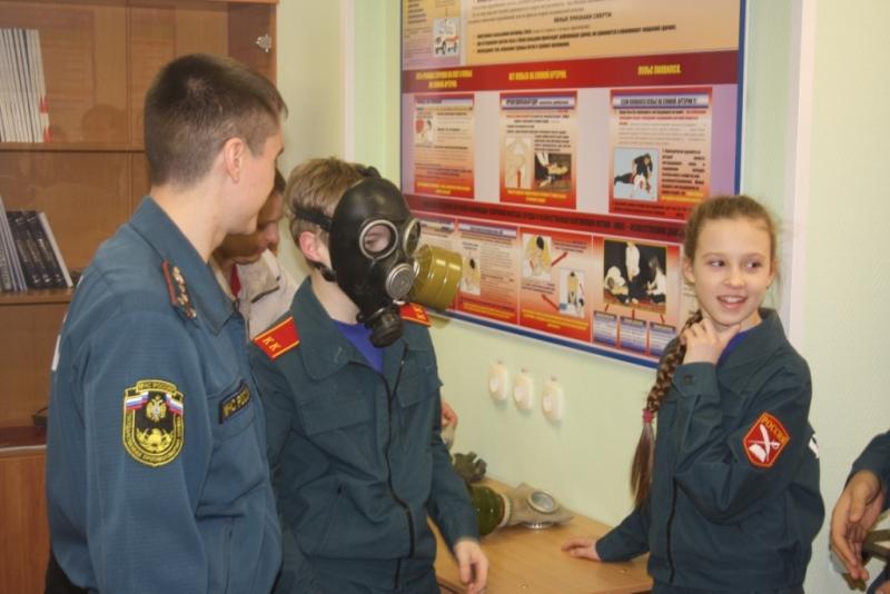 Всемирный день гражданской обороны в Ноябрьске
