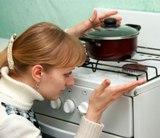 Правила безопасности при пользовании газовыми плитами