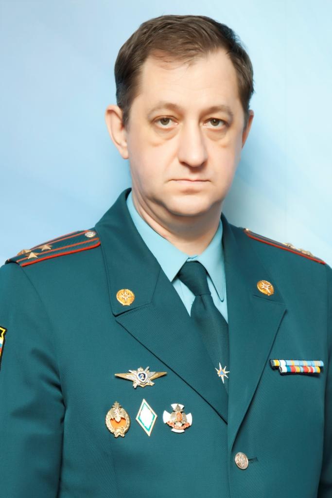 Ветеран ГУ МЧС России по ЯНАО А.И. Березняк