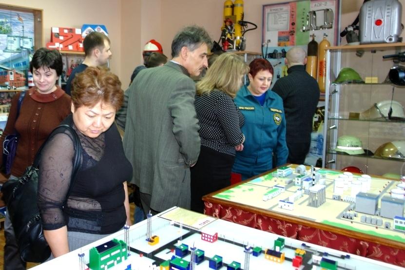 День открытых дверей в Муравленко