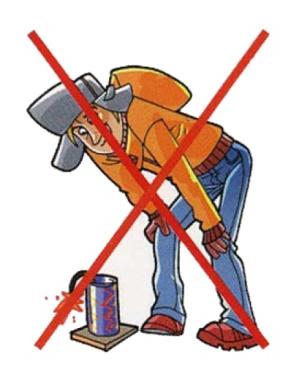 Инструкция по безопасному использованию пиротехники