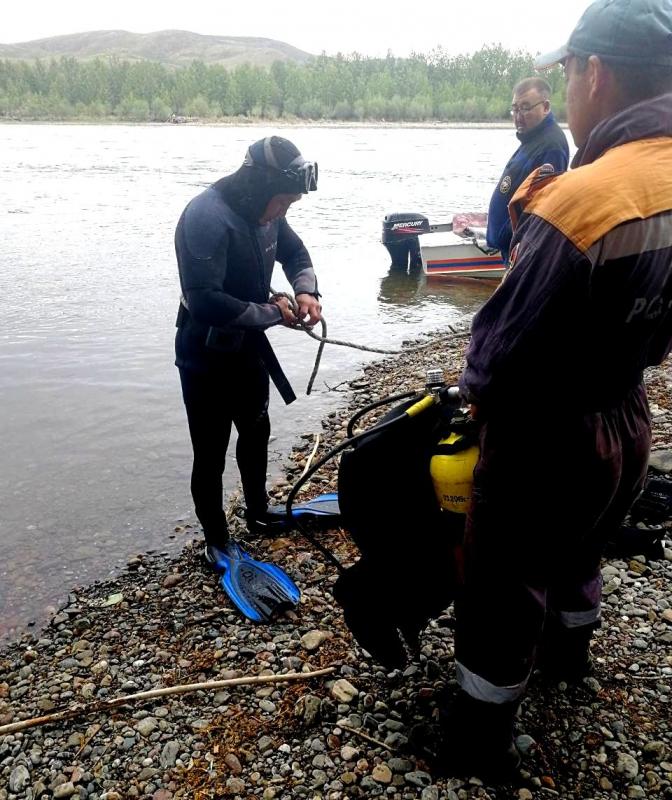 Тува: оставление на водоемах детей без присмотра приводит к трагическим последствиям.
