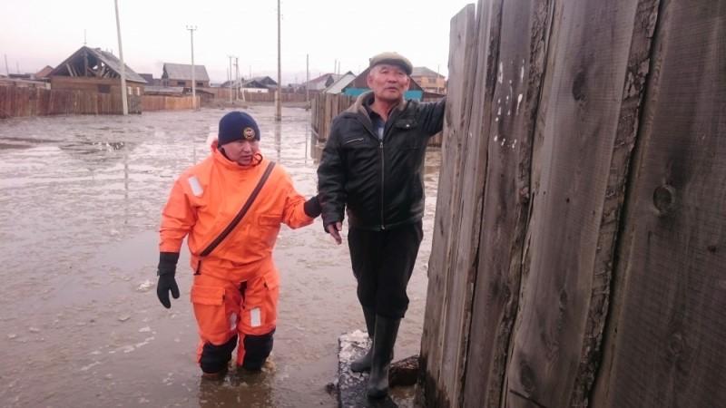 Тува: что должны знать, и всегда помнить люди, живущие по берегам рек и в местности, попадающей в зону подтопления?