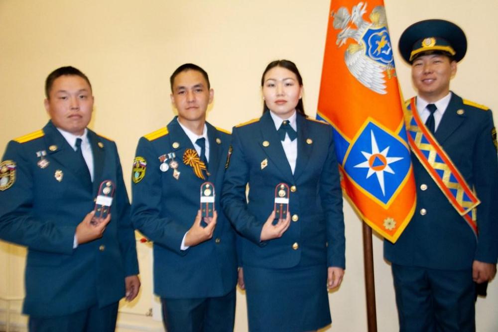 15 июля Тувинская пожарная охрана отмечает 93-ую годовщину со дня образования (ФОТО).