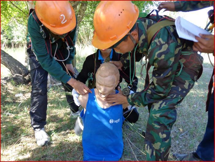 Соревнования  в детских летних оздоровительных лагерях