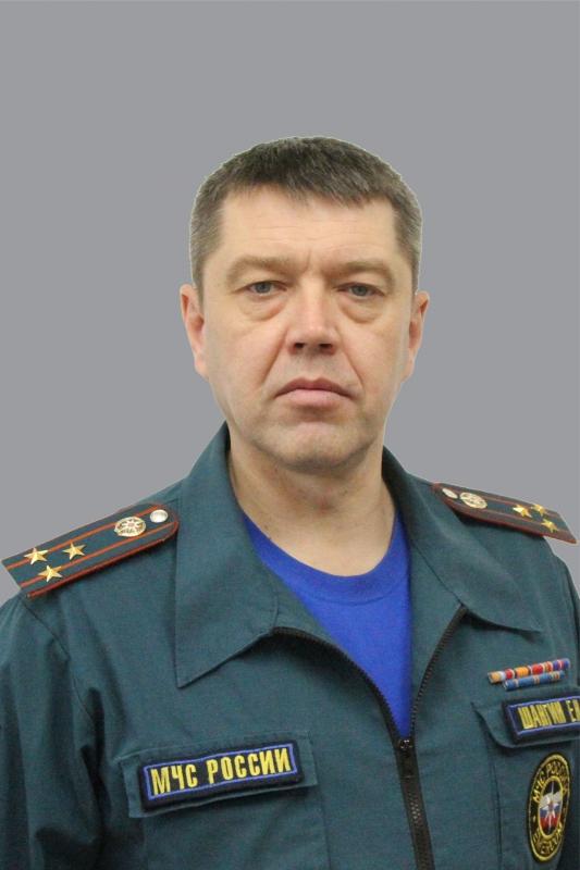 Шангин Евгений Николаевич