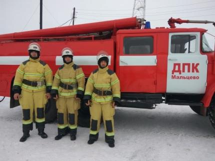 В Кузбассе на одну добровольную пожарную команду стало больше