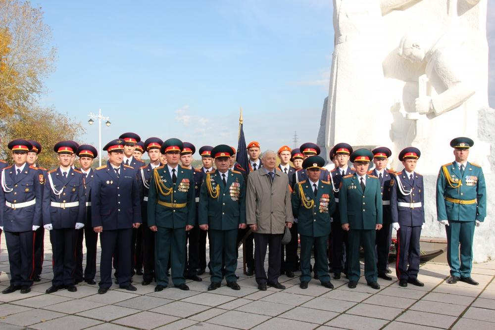 Присяга кадет МЧС России