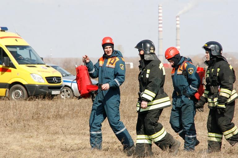 Масштабные Всероссийские учения по ликвидации последствий чрезвычайных ситуаций природного характера
