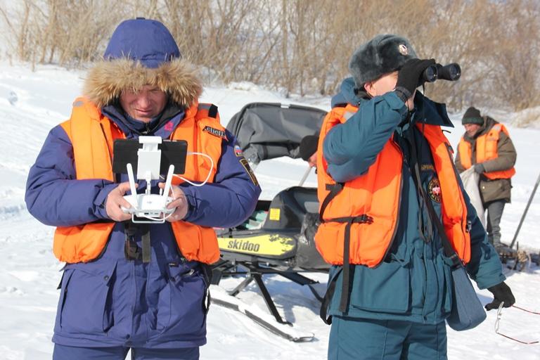 Закрытие ледовых переправ в Кемеровском районе