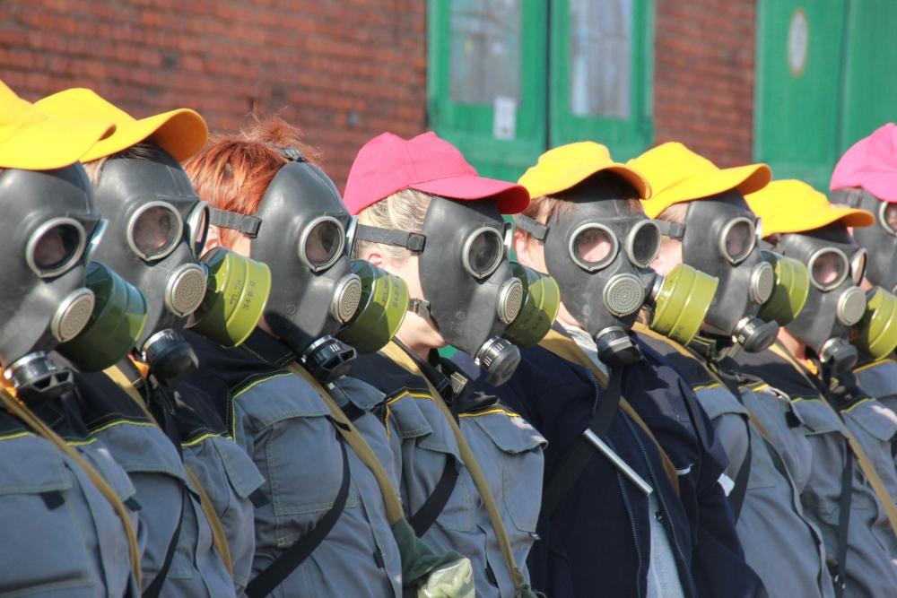 Гражданская оборона на современном этапе