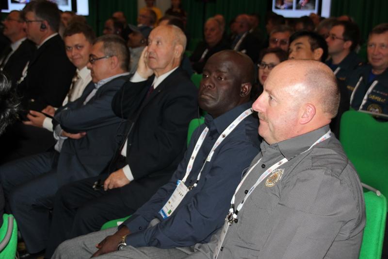 Международная конференция горноспасателей IMRB-2017. Пленарные заседания, тематические сессии