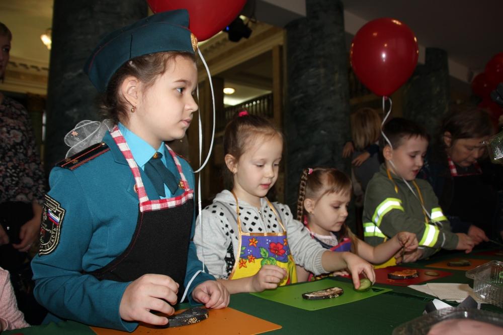 """Детский фестиваль """"Скажем пожарам - нет!"""""""