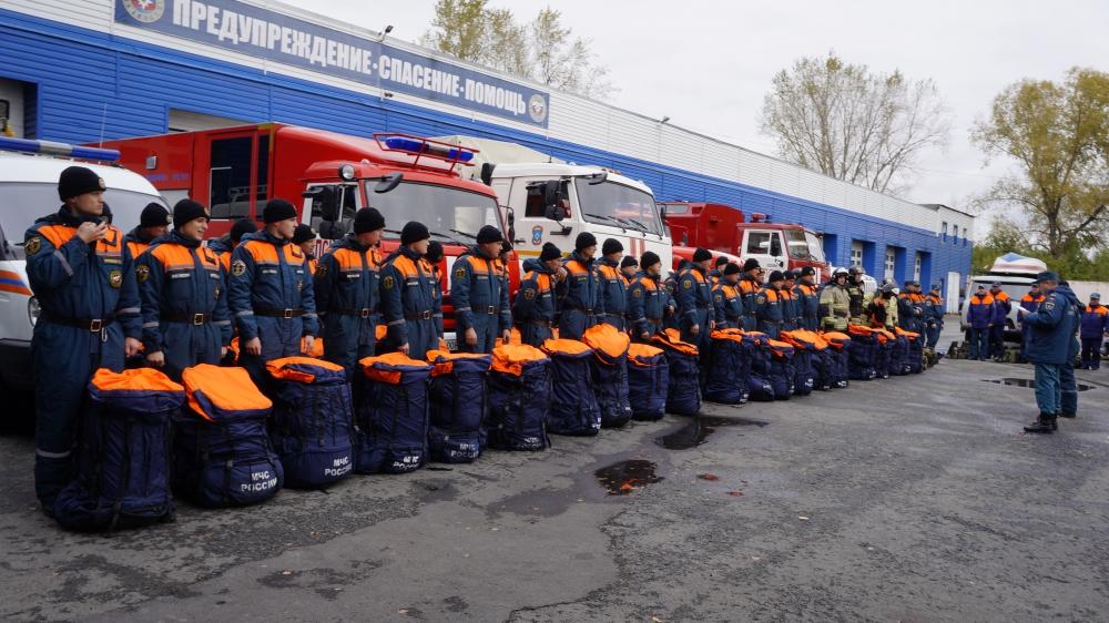 Всероссийская тренировка по гражданской обороне 2019