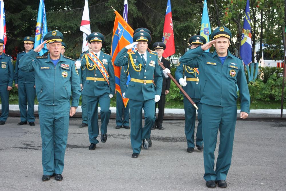 Горноспасатели Кузбасса - сильнейшие представители профессии