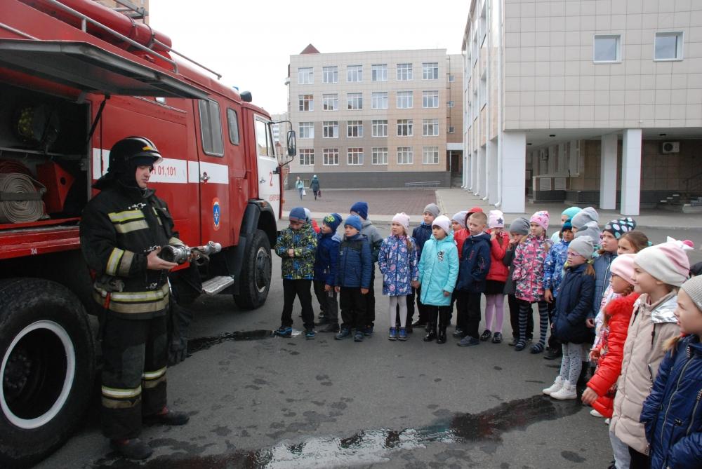Месячник безопасности в Кузбассе