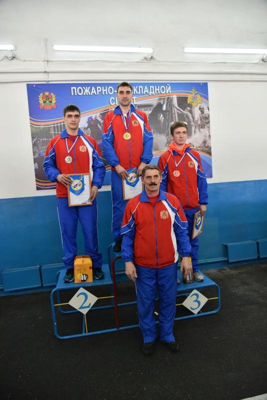 Областные соревнования по пожарно-прикладному спорту на Кубок губернатора Кемеровской области-2018