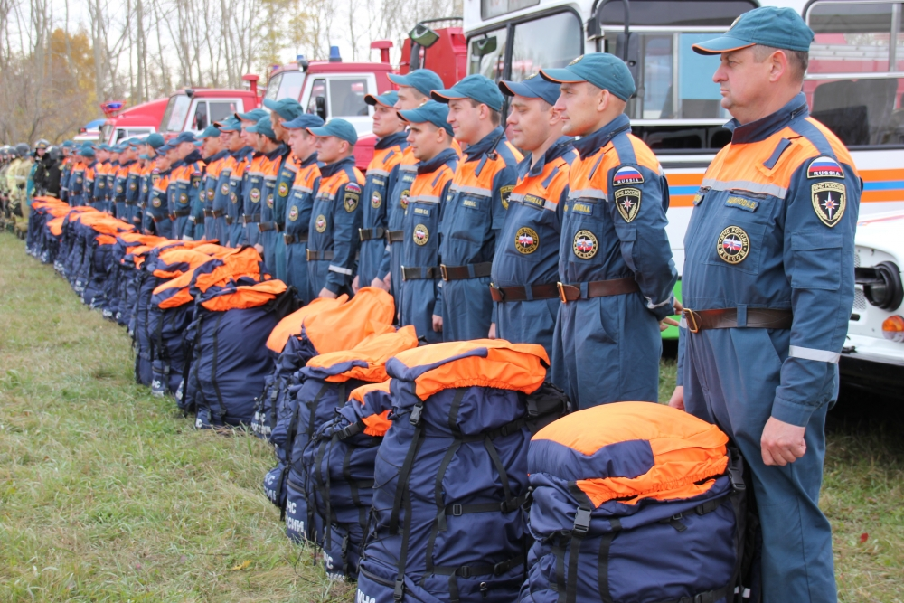 Всероссийская тренировка по Гражданской обороне 2018