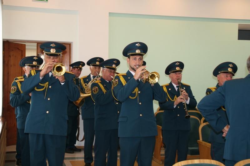 Государственному пожарному надзору - 90 лет!