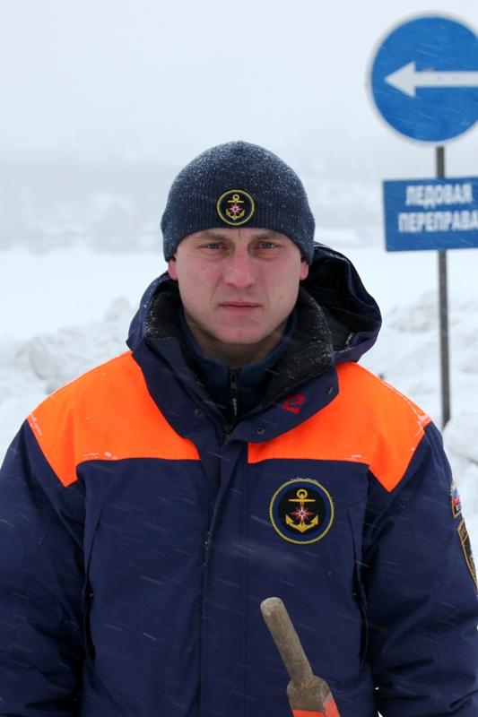 Интервью старшего государственного инспектора ГИМС МЧС России по Кемеровской области Ярослава Максимова