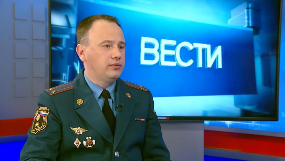 Особый противопожарный режим в Кузбассе