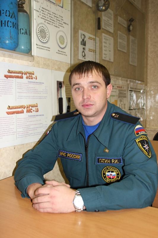 Интервью с Русланом Гатиным, победителем в номинации «Лучший горноспасатель» по Российской Федерации