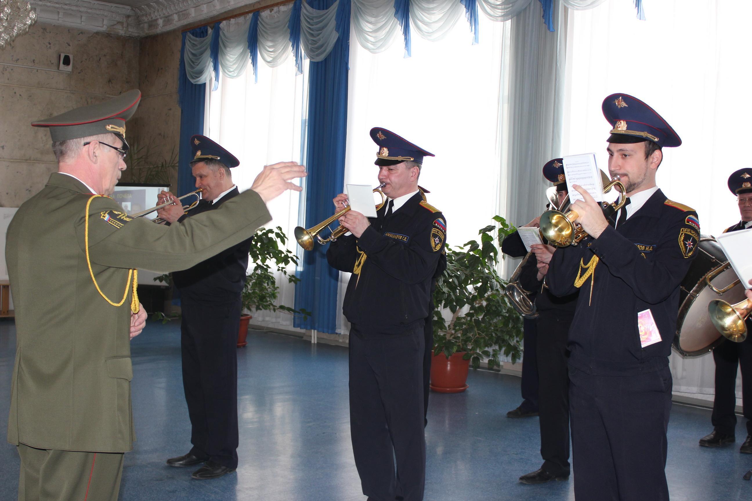 15 лет ФГБУ ДПО «Учебный центр Федеральной противопожарной службы по Кемеровской области»