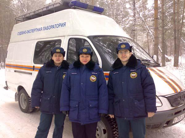 Испытательной пожарной лаборатории Кемеровской области - 50 лет: история и современность