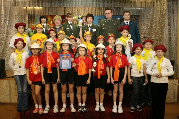 Праздничные мероприятия, посвященные 363-й годовщине Пожарной охраны России.