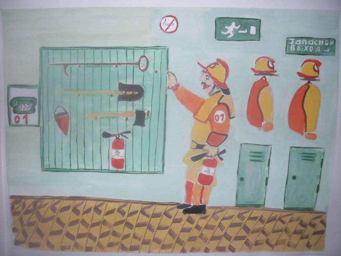 Работы воспитанников подшефного детского дома из г. Прокопьевска. Конкурс детского рисунка прошел накануне нового учебного года . См. материал на главной странице сайта.