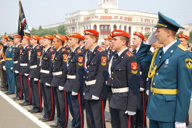 ВЫПУСКНОЙ КАДЕТ. 2012 ГОД
