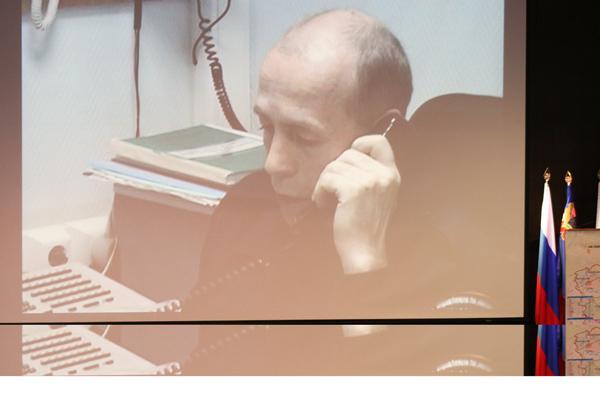 КШУ в г. Новокузнецке. Организация аварийно-спасательных и других неотложных работ при ликвидации последствий землетрясения. 7.06.2011 года