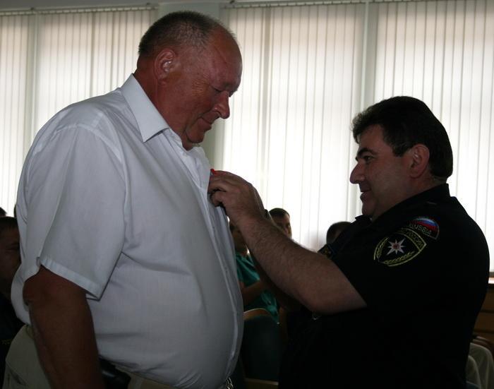 ПРАЗДНОВАНИЕ 85-ЛЕТИЯ ГОСУДАРСТВЕННОГО ПОЖАРНОГО НАДЗОРА