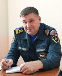 Интервью с Главным государственным инспектором по маломерным судам Кемеровской области Сергеем Васильевичем Коротких