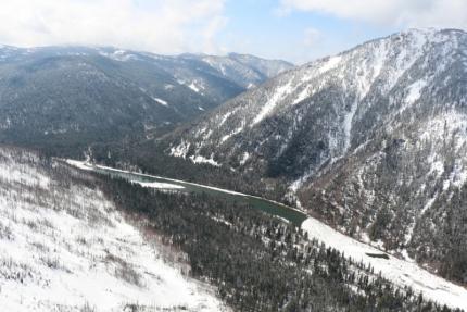 Сибирские регионы готовятся к весеннему половодью