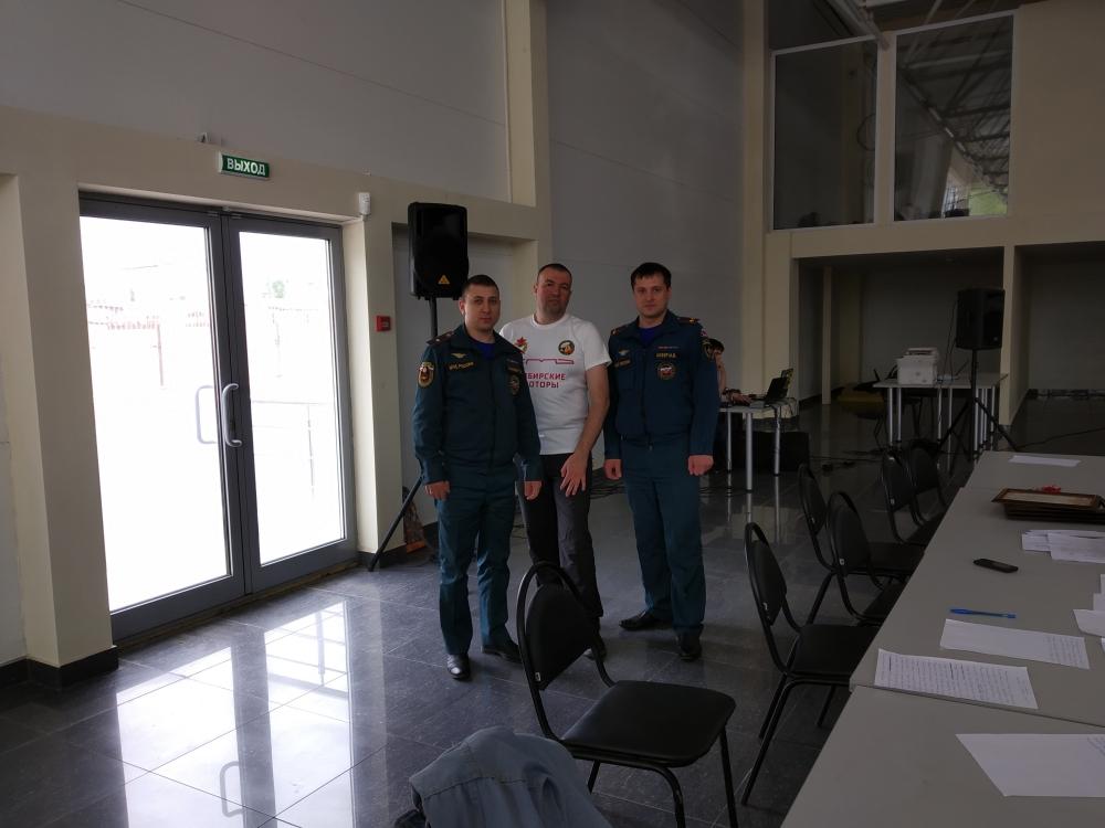 Фестиваль по Армейскому рукопашному бою, посвящённый 370-летию пожарной охраны России