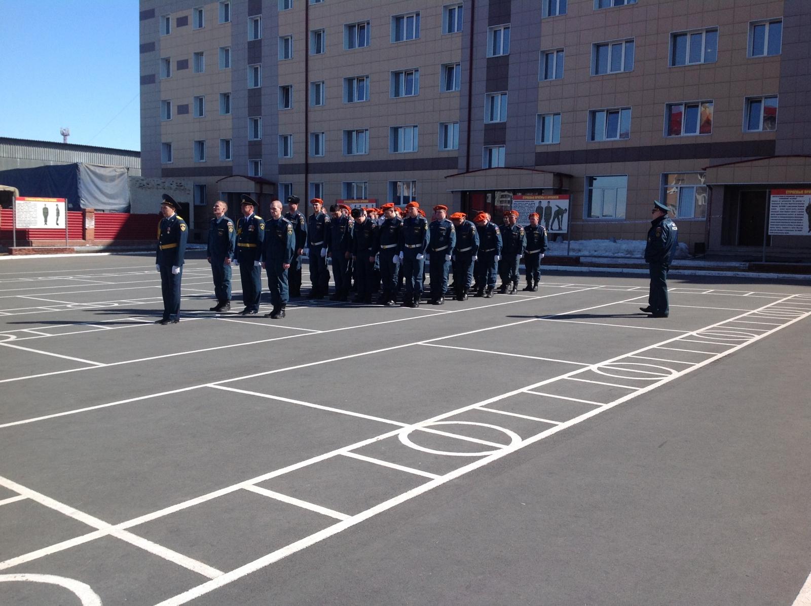 Учаситие в торжественном митинге, просвященным 71-годовщине Победы в Великой Отечественной войне