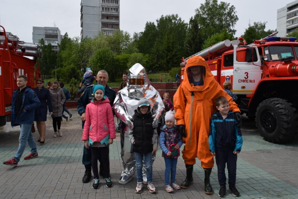 День защиты детей в р.п. Кольцово