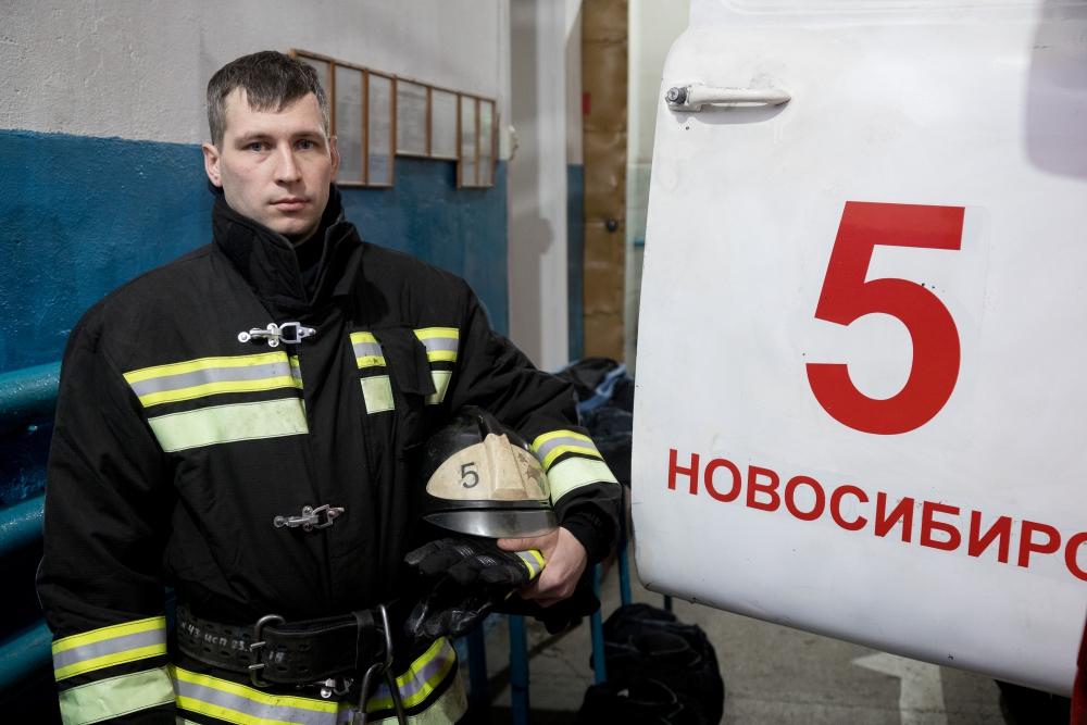 Лучший пожарный МЧС России 2019 года