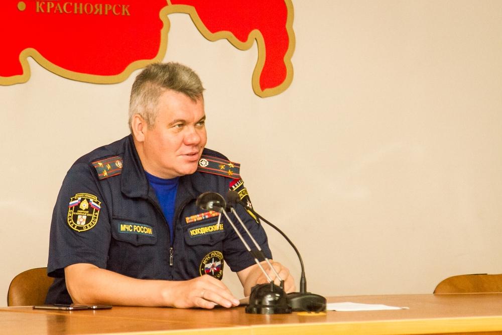 Молодые офицеры пополнили ряды спасателей Омской области