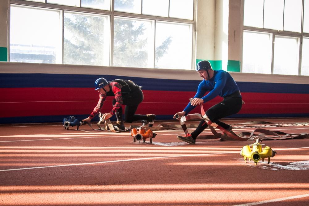 Всероссийские соревнования по пожарно-спасательному спорту «Мемориал заслуженного тренера России Василия Иванкова»