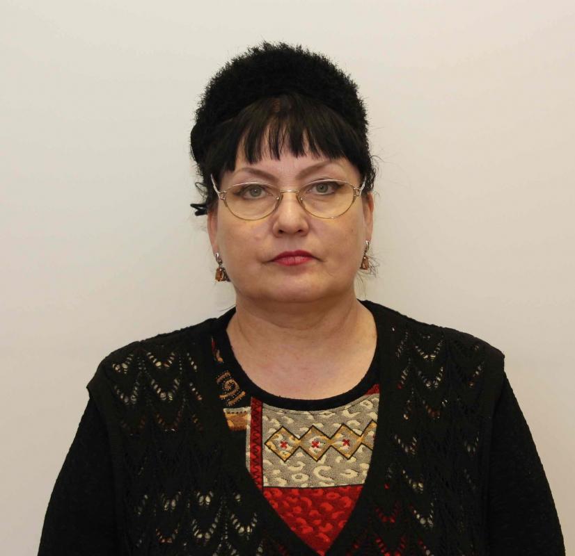 Пацева Людмила Николаевна