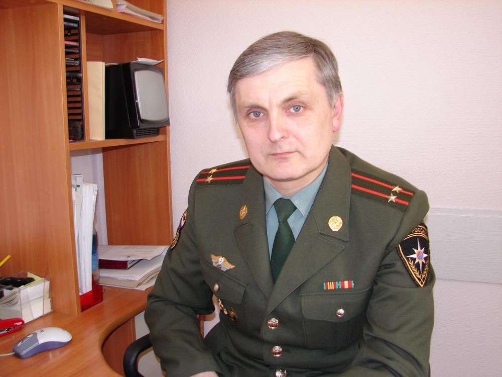 Чернощеков Олег Константинович
