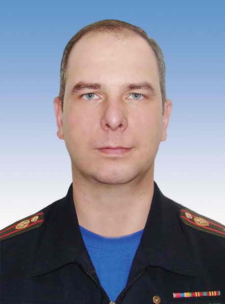 Паринов Николай Юрьевич