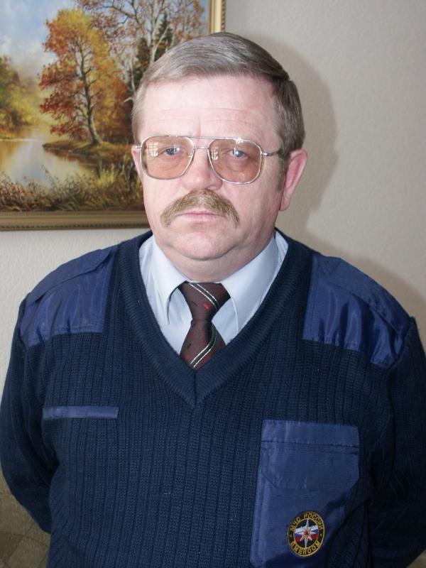 Бурков Виктор Александрович