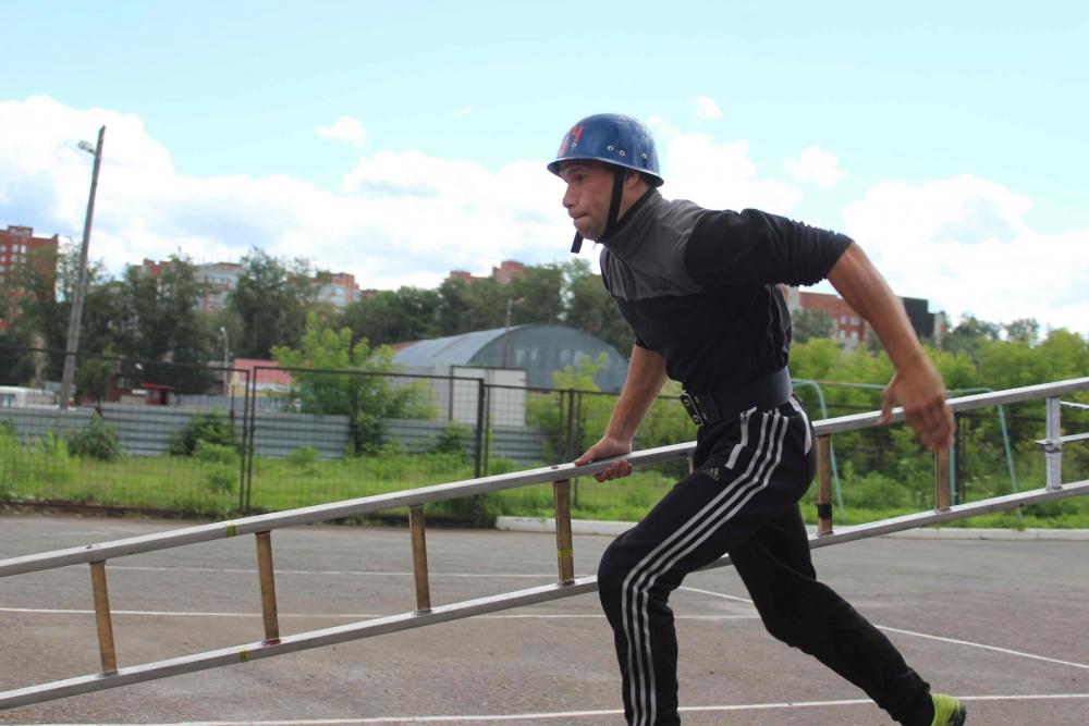 Смотр-конкурс профессионального мастерства «Лучший по профессии» среди сотрудников и работников МЧС России