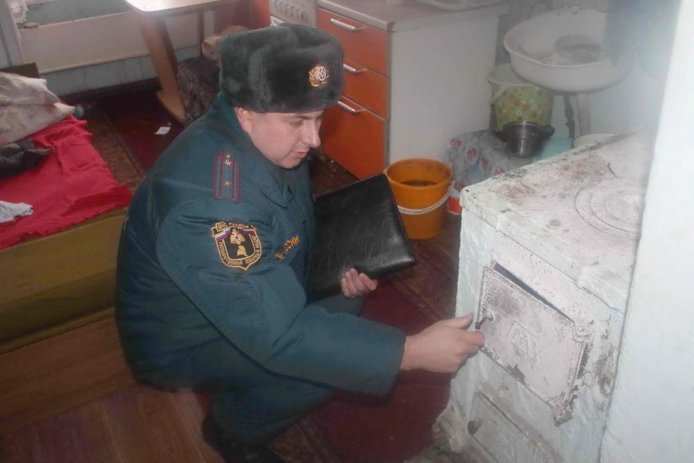 Профилактический рейд по жилому сектору на территории Зоркальцевского сельского поселения Томского района