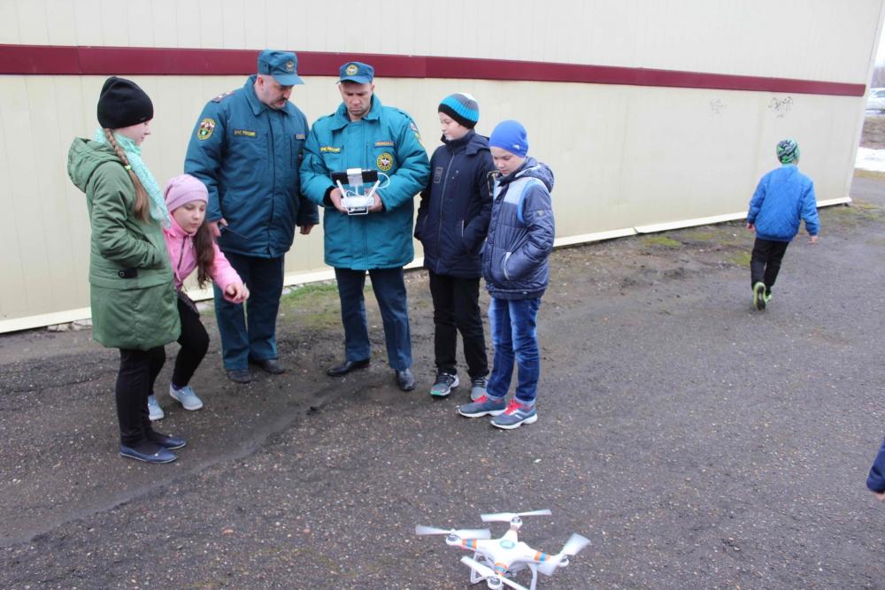 Открытый урок по основам безопасности жизнедеятельности в школе № 33 г. Томска (пос. Лоскутово)
