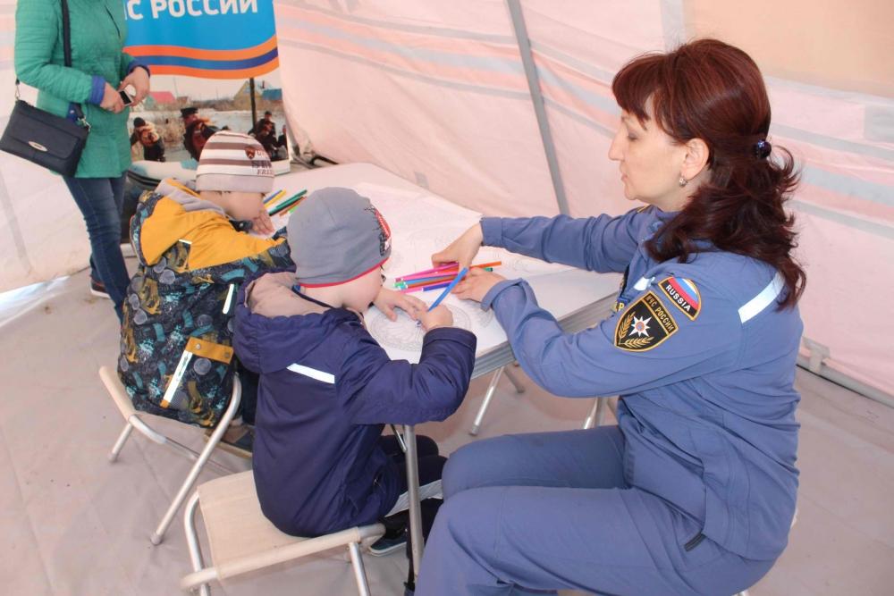 В Томске прошли открытые мастер-классы в рамках всероссийского проекта «Научись спасать жизнь!»