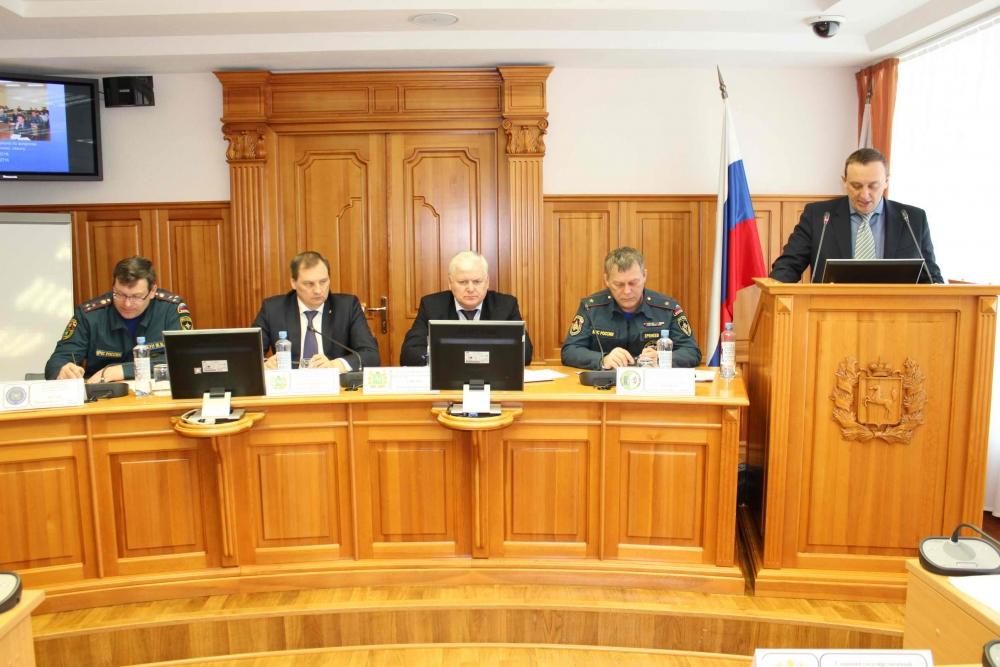 В Томской области приступила к работе Межведомственная комиссия Сибирского федерального округа, 21 марта 2016 года